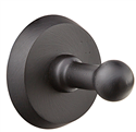 Emtek Sandcast Bronze Post Hook