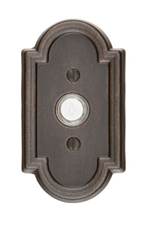 Emtek Cast Bronze Doorbell