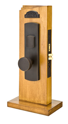 Emtek Hailey Mortise, Dummy