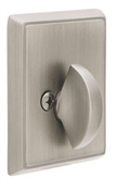 Emtek Rectangular Single Sided Deadbolt