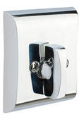 Emtek Neos Modern Single Sided Deadbolt