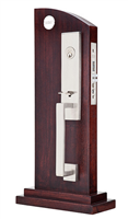 Emtek Mormont Style Stainless Steel Mortise