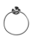 Emtek Stainless Steel Towel Ring