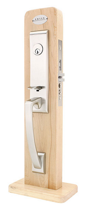 Emtek Artemis Mortise, Dummy