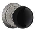 Emtek Black Madison Knob