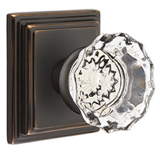 Emtek Astoria Crystal Knob