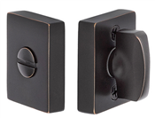 Emtek Modern Thumbturn Privacy Set