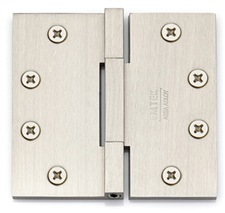 Emtek Square Barrel Hinges