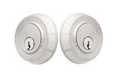 Emtek Round Double Deadbolt