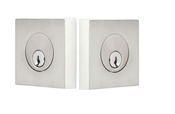 Emtek Square Double Deadbolt