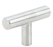 Emtek Steel Bar Knob